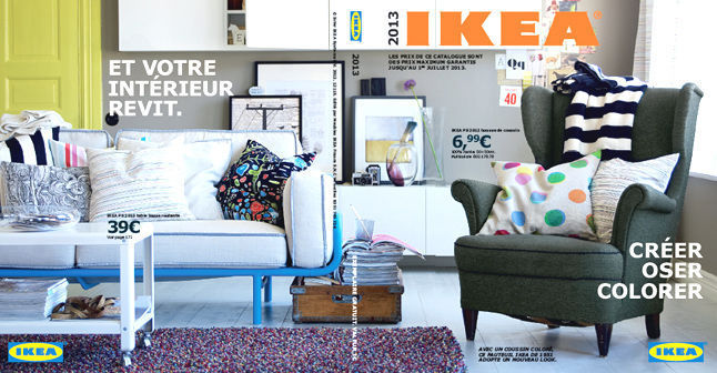 Découvrez le catalogue IKEA 2013 IKEADDICT