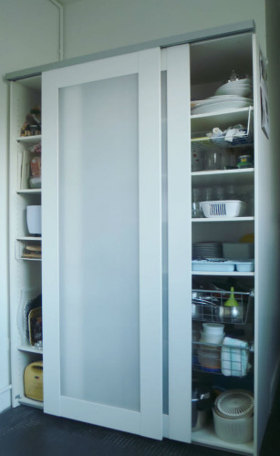 Armoire Elga Portes Coulissantes Petites Annonces Ikea By Ikeaddict