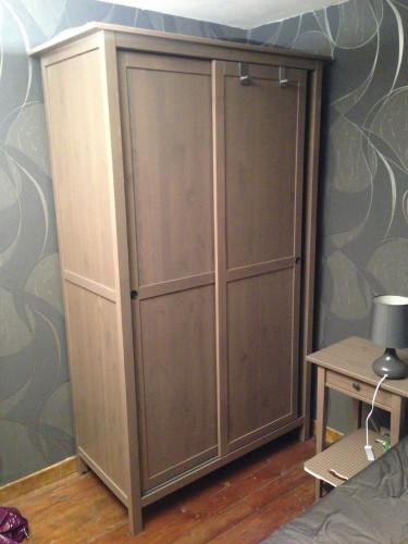 2 Portes Petites Annonces Coulissantes By Hemnes Armoire Ikea MSzVqUp