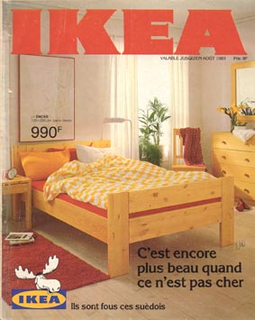 catalogue ikea 1983 c 39 est encore plus beau quand ce n 39 est pas cher ikeaddict. Black Bedroom Furniture Sets. Home Design Ideas