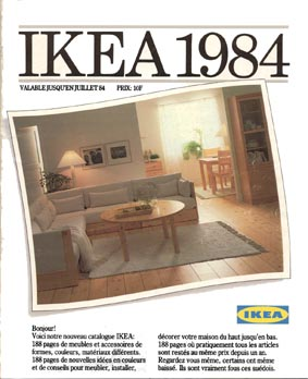 catalogue ikea 1984 188 pages de nouvelles id es en couleur ikeaddict. Black Bedroom Furniture Sets. Home Design Ideas