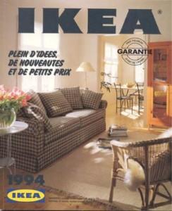 catalogue ikea 1994 plein d 39 id es de nouveaut s et de petits prix ikeaddict. Black Bedroom Furniture Sets. Home Design Ideas