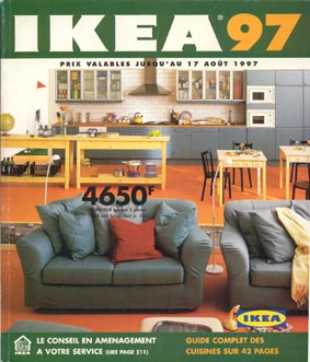catalogue ikea 1997 ikeaddict. Black Bedroom Furniture Sets. Home Design Ideas