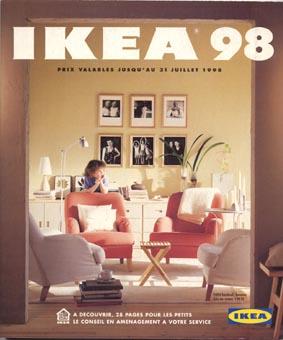 catalogue ikea 1998 ikeaddict. Black Bedroom Furniture Sets. Home Design Ideas