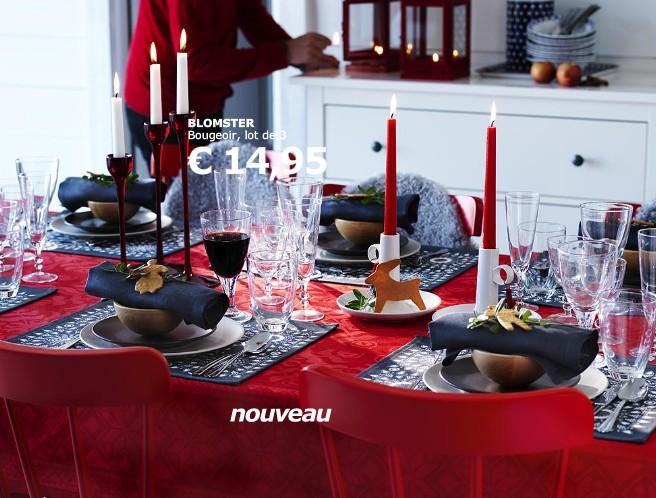 des id es cadeau et d co de f tes chez ikea ikeaddict. Black Bedroom Furniture Sets. Home Design Ideas