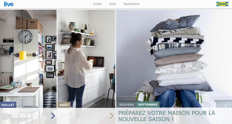 le magazine ikea family live passe au num rique ikeaddict. Black Bedroom Furniture Sets. Home Design Ideas