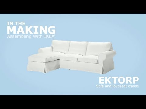 instructions de montage vid o ikea ektorp canap et repose pieds ikeaddict. Black Bedroom Furniture Sets. Home Design Ideas