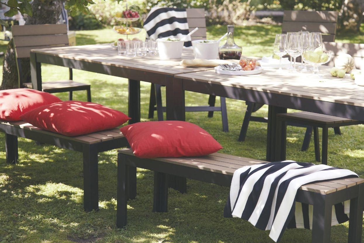 falster meubles d 39 ext rieur en aluminium ikeaddict. Black Bedroom Furniture Sets. Home Design Ideas