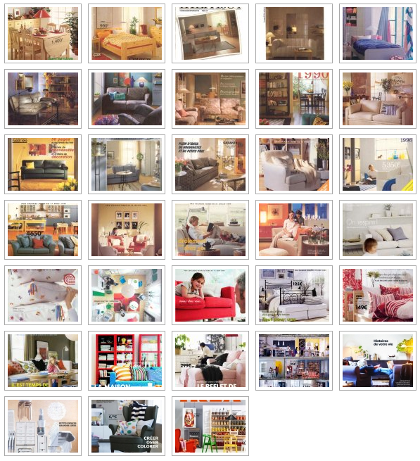 Les Dossiers Du0027IKEADDICT : Le Catalogue IKEA De 1982 à Nos Joursu2026