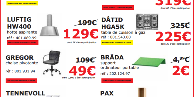 soldes chez ikea paris nord 2 ikeaddict. Black Bedroom Furniture Sets. Home Design Ideas