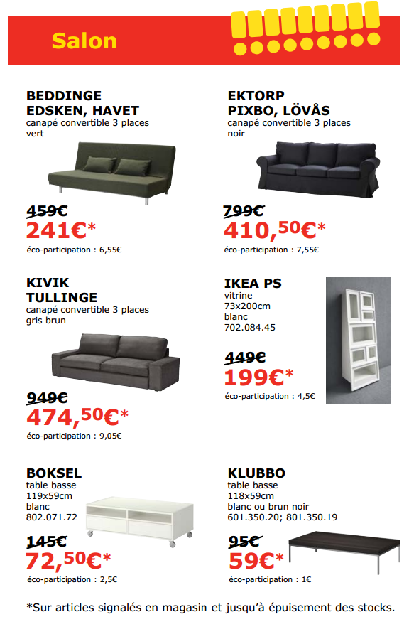 soldes ikea saint etienne ikeaddict. Black Bedroom Furniture Sets. Home Design Ideas