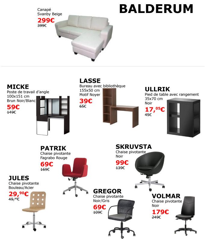 soldes ikea villiers ikeaddict. Black Bedroom Furniture Sets. Home Design Ideas