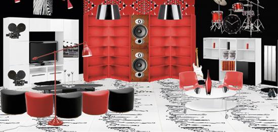 ikea moi et mon salon le gagnant d 39 octobre est ikeaddict. Black Bedroom Furniture Sets. Home Design Ideas