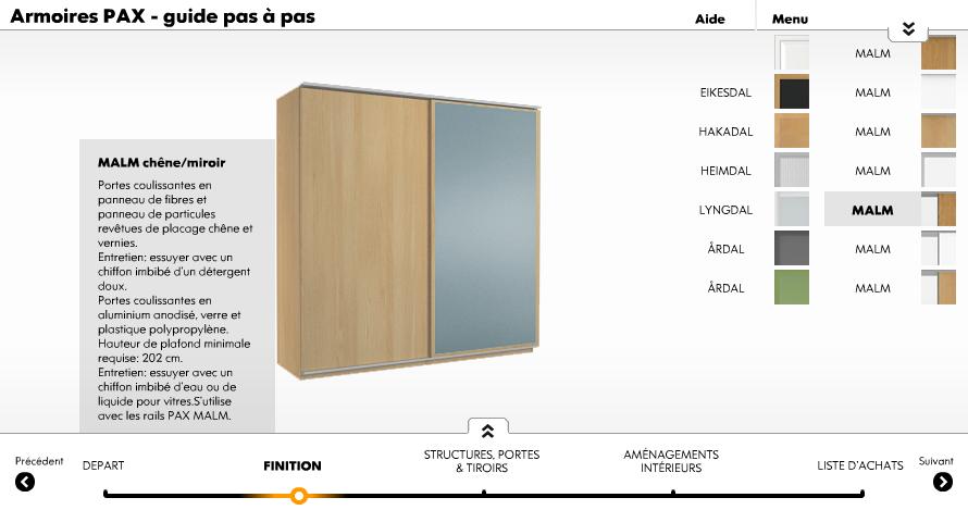 des outils de planification ikea pour toutes les pi ces ikeaddict. Black Bedroom Furniture Sets. Home Design Ideas