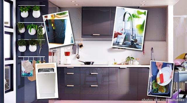 Jouez pour gagner une cuisine ikea avec f for Cuisine a 3000 euros