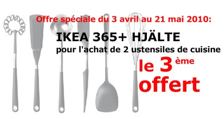 ikea vous offre le troisi me ustensile de cuisine ikeaddict. Black Bedroom Furniture Sets. Home Design Ideas