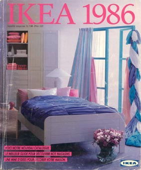 catalogue ikea 1986 une mine d 39 id es pour d corer votre maison ikeaddict. Black Bedroom Furniture Sets. Home Design Ideas