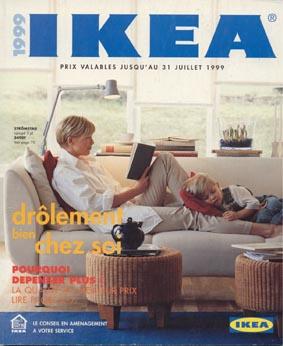 catalogue ikea 1999 dr lement bien chez soi ikeaddict. Black Bedroom Furniture Sets. Home Design Ideas