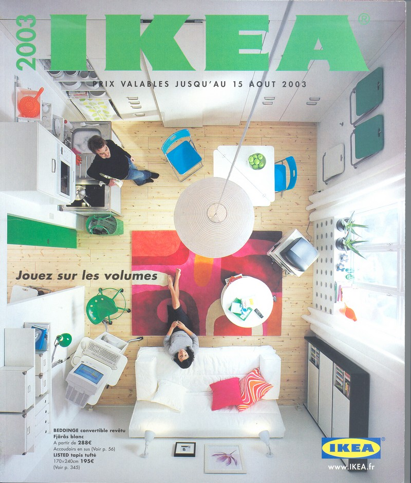 catalogue ikea 2003 jouez sur les volumes ikeaddict. Black Bedroom Furniture Sets. Home Design Ideas