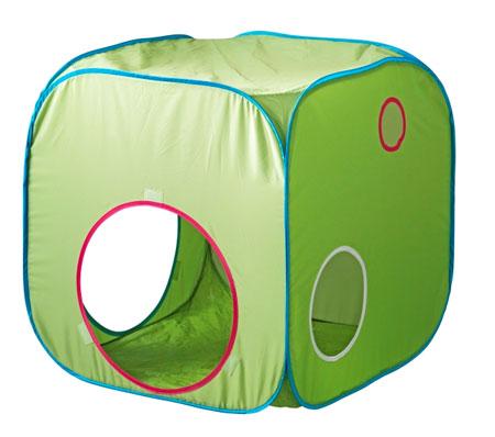 rappel de la tente de jeu pliante pour enfants busa ikeaddict. Black Bedroom Furniture Sets. Home Design Ideas