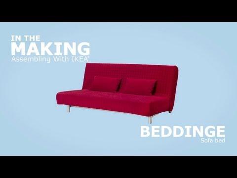ikea skorva bed assembly instructions