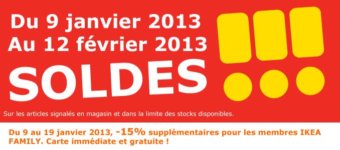 Soldes IKEA 2013, côté coulisses
