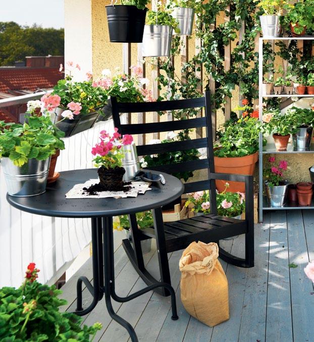 Falster meubles d 39 ext rieur en aluminium ikeaddict for Mobilier de jardin ikea