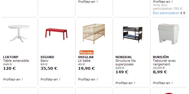 soldes ikea brest guipavas ikeaddict. Black Bedroom Furniture Sets. Home Design Ideas