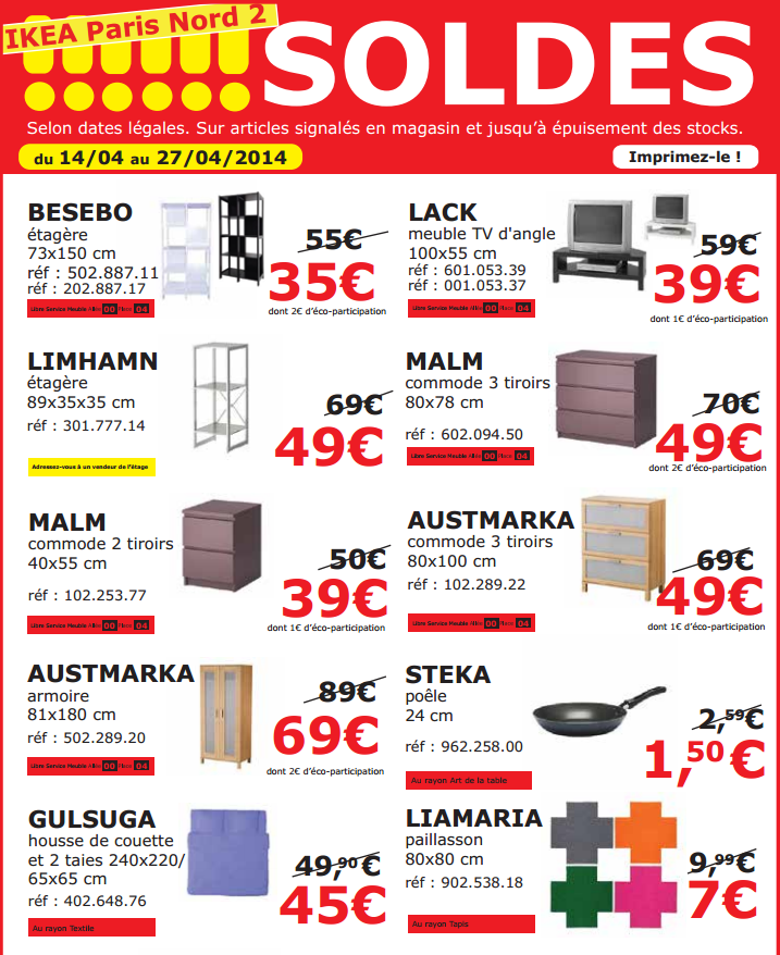 soldes ikea solutions pour la d coration int rieure de votre maison. Black Bedroom Furniture Sets. Home Design Ideas