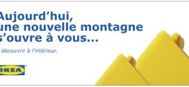 IKEA s'affiche en 4×3 à Clermont Ferrand !