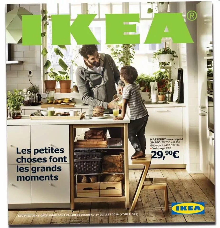 Ikea catalogue 2016