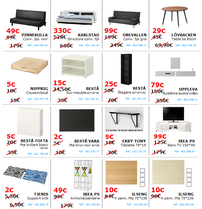 Cuisine equipee ikea solde photos de conception de for Soldes cuisines equipees