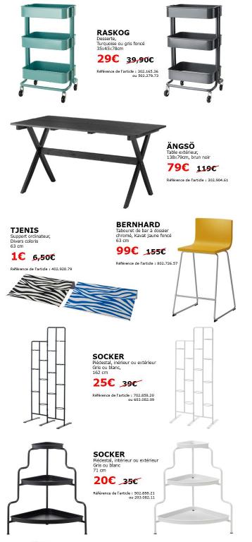 soldes ikea 2016 c 39 est parti ikeaddict. Black Bedroom Furniture Sets. Home Design Ideas