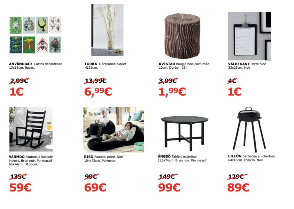 soldes ikea 2017 c 39 est parti ikeaddict. Black Bedroom Furniture Sets. Home Design Ideas