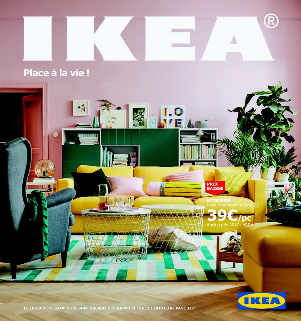 Le catalogue ikea 2018 se d voile ikeaddict - Ikea nouveau catalogue 2018 ...