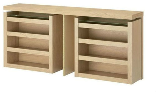 t te de lit malm plaqu ch ne blanchi petites annonces ikea by ikeaddict. Black Bedroom Furniture Sets. Home Design Ideas